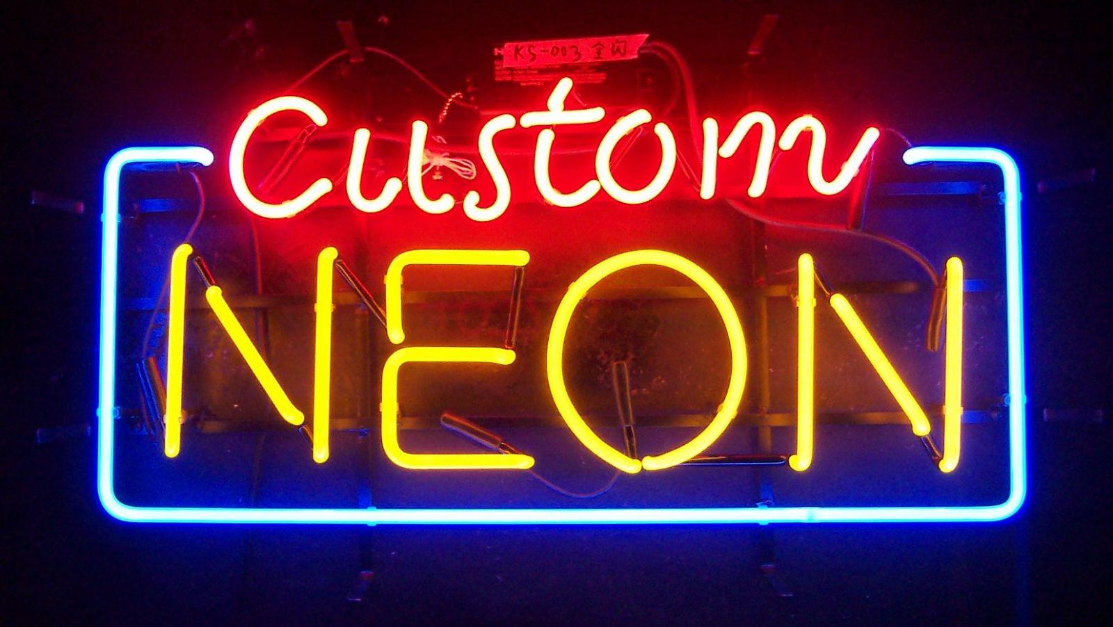 Kết quả hình ảnh cho làm chũ neon sign